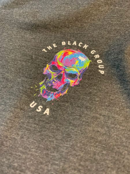 The Black Group DTG Printed Tee by TAKE4 in Alpharetta, GA