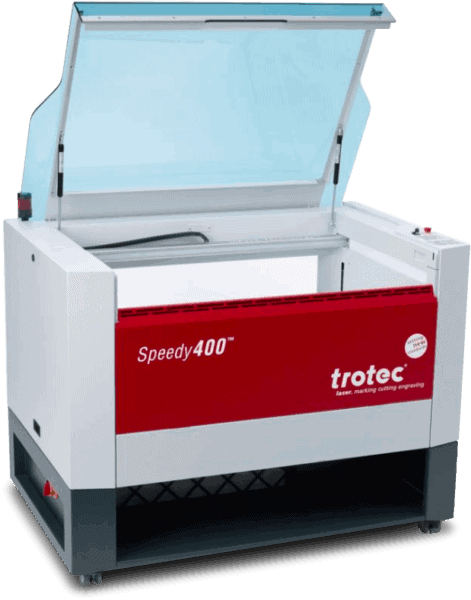 troctec laser engraver and cutter