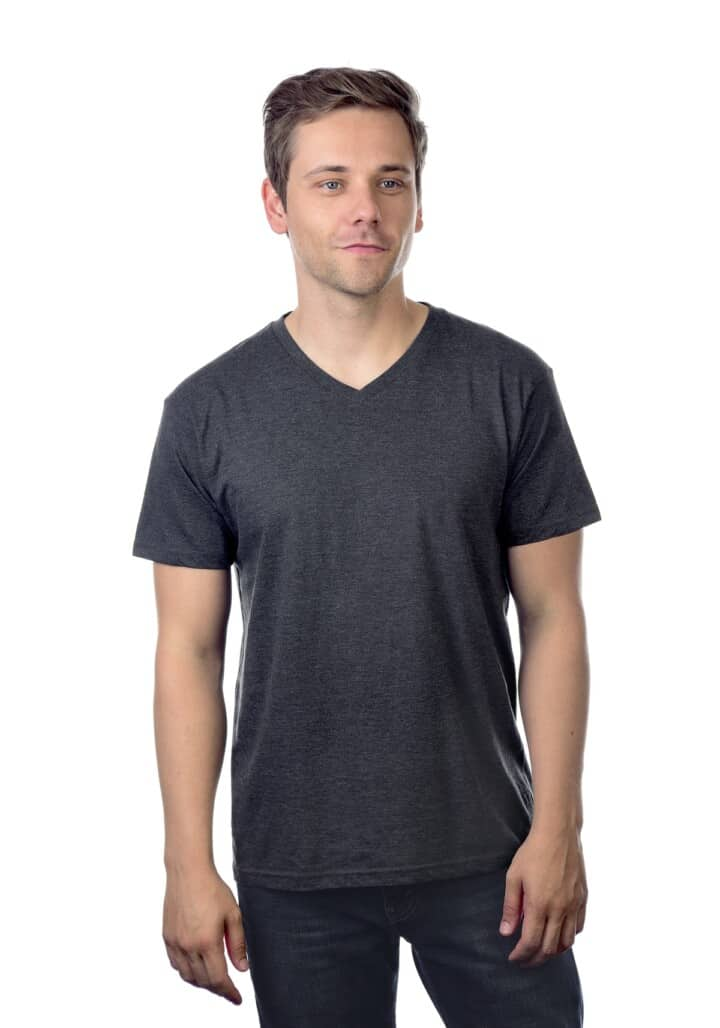 cotton heritage mens v neck tee2
