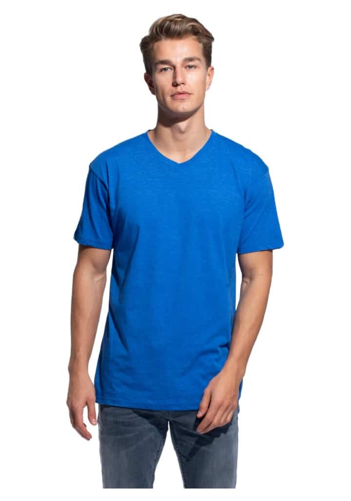 cotton heritage mens v neck tee5