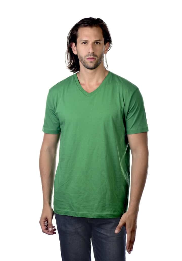 cotton heritage mens v neck tee7